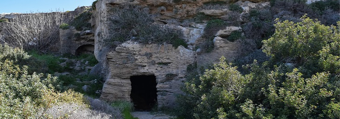 A Site to See: Ancient Tombs of Ayios Georgios