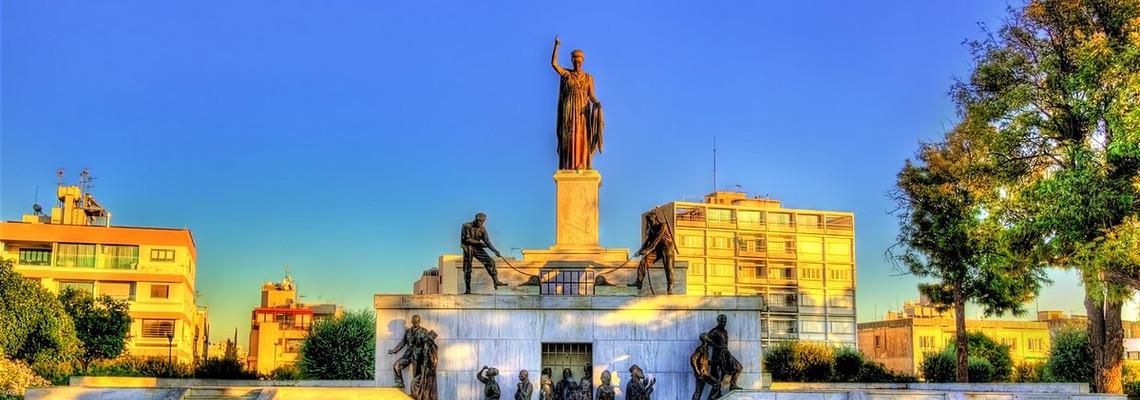 Autumn Excursion – Nicosia the Capital
