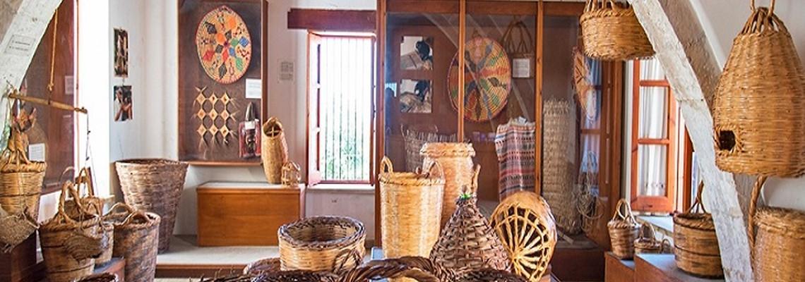 Ineia Basket Weaving Museum