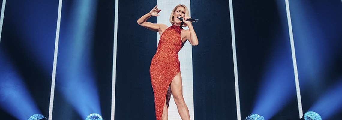 Celine Dion to Perform in Cyprus for the First Time as part of 'Courage' World Tour!
