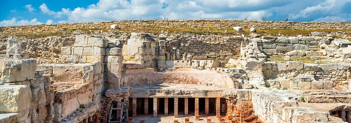 Must Visit:  Curium Archaeological Site