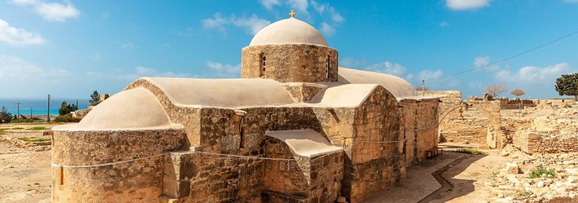 Must Visit: Panagia Odigitria Church Cyprus tourist attraction