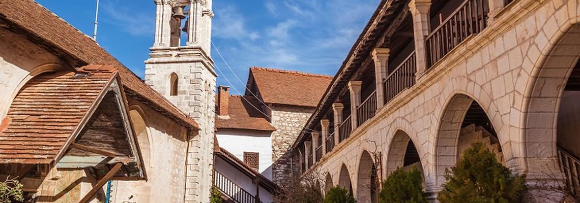 Chrysorroyiatissa Monastery & Old Winery