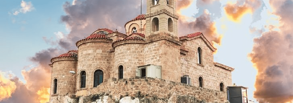 Theoskepasti Church in Paphos