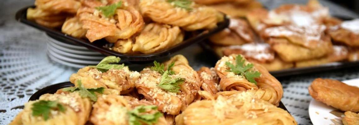 Giorti tou glytzistou (traditional sweets festival)