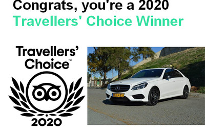 TRIPADVISOR 2020 Travellers' Choice Winner