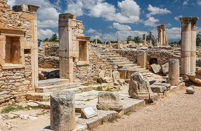 Archaeology excursions in Cyprus