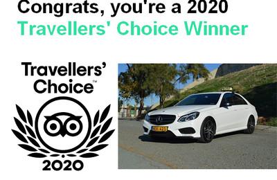 TRIPADVISOR 2020 Travellers' Choice Winner