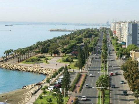 Taxi nach Limassol